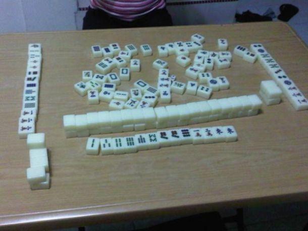 Základní pravidla pro hru Mahjong